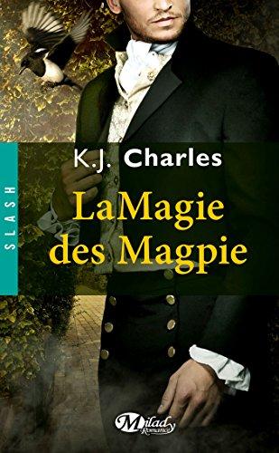 CHARLES K.J. - LES MAGPIE- Tome 2 : la Magie des Magpie 51lmff10