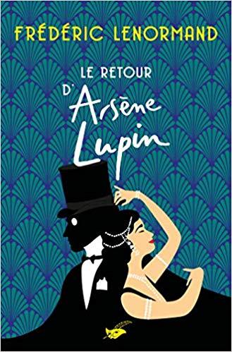 LENORMAND Frédéric - Le retour d'Arsène Lupin 51untc10