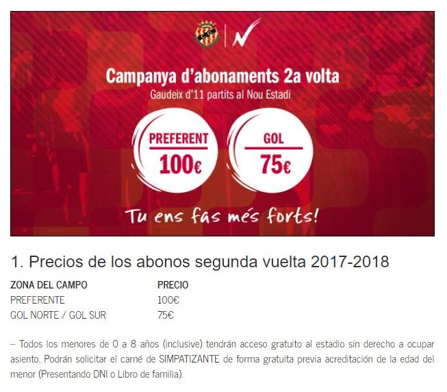 [J25] C. Gimnástic de Tarragona - Cádiz C.F. - Sábado 03/02/2018 Campay10