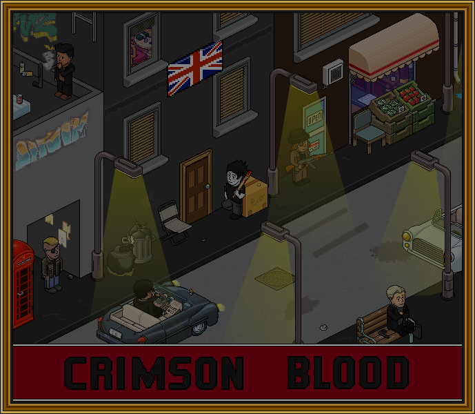 Crimson Blood