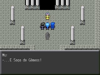 Saint Seiya RPG Maker (PT - BR) - Nostalgia Hades110