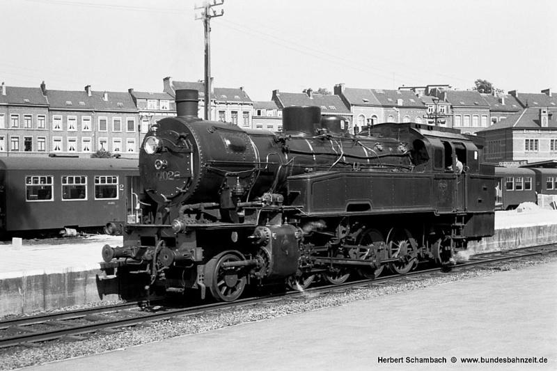 Transformation d'une BR 93 en type 97 SNCB B61-9710