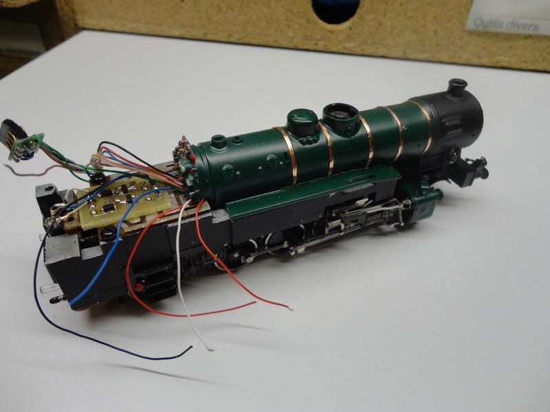 Transformation d'une BR 93 en type 97 SNCB Dsc08618