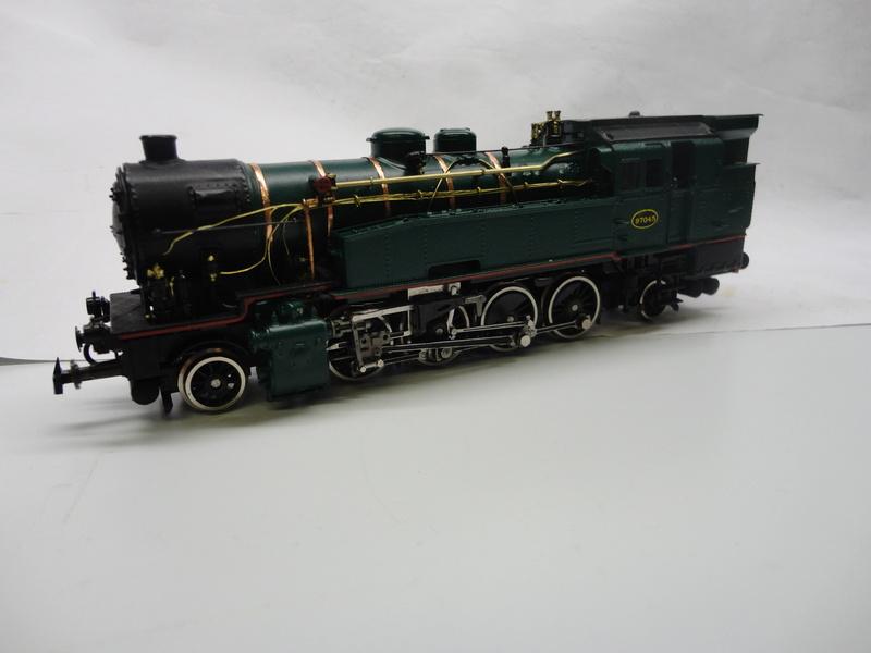 Transformation d'une BR 93 en type 97 SNCB Dsc08624