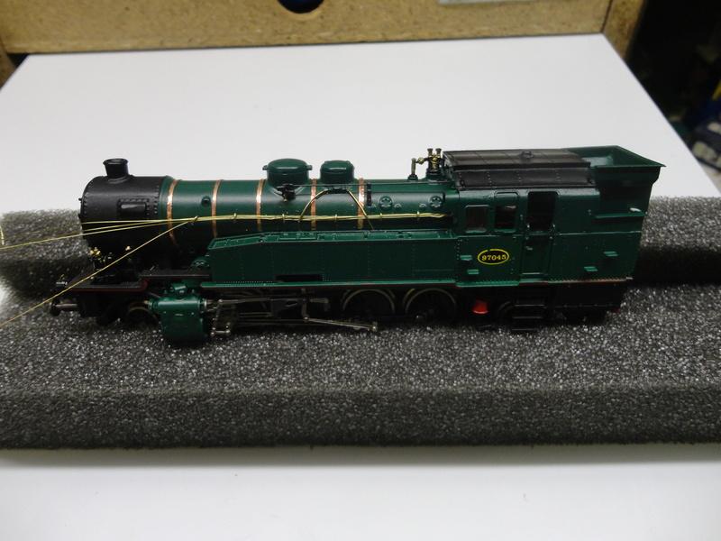 Transformation d'une BR 93 en type 97 SNCB Dsc08625