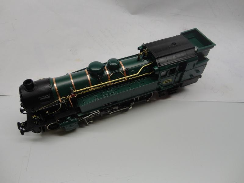 Transformation d'une BR 93 en type 97 SNCB Dsc08626