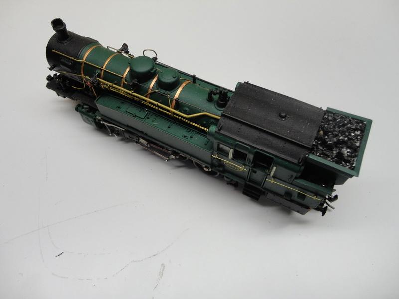 Transformation d'une BR 93 en type 97 SNCB Dsc08811