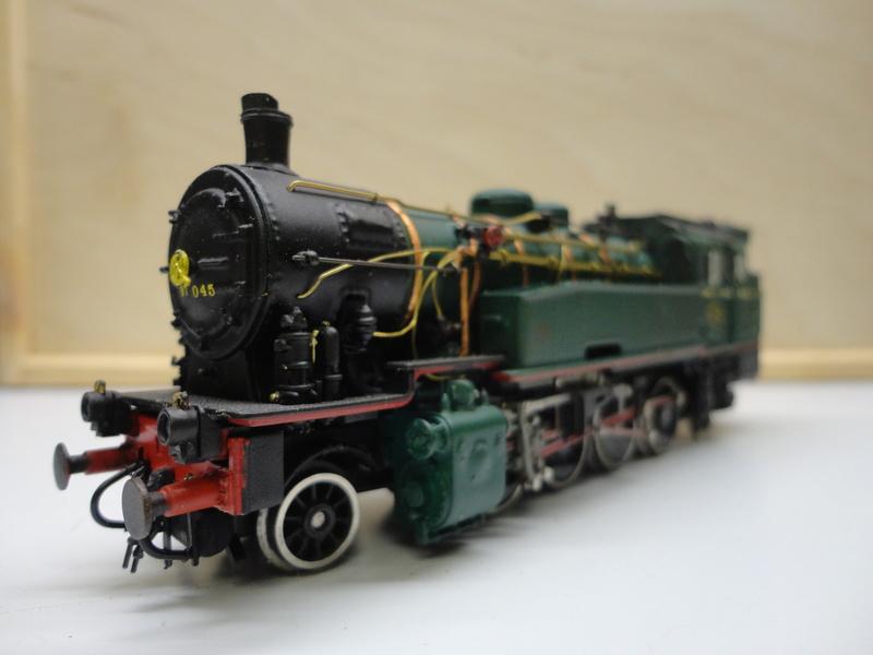 Transformation d'une BR 93 en type 97 SNCB Dsc08816
