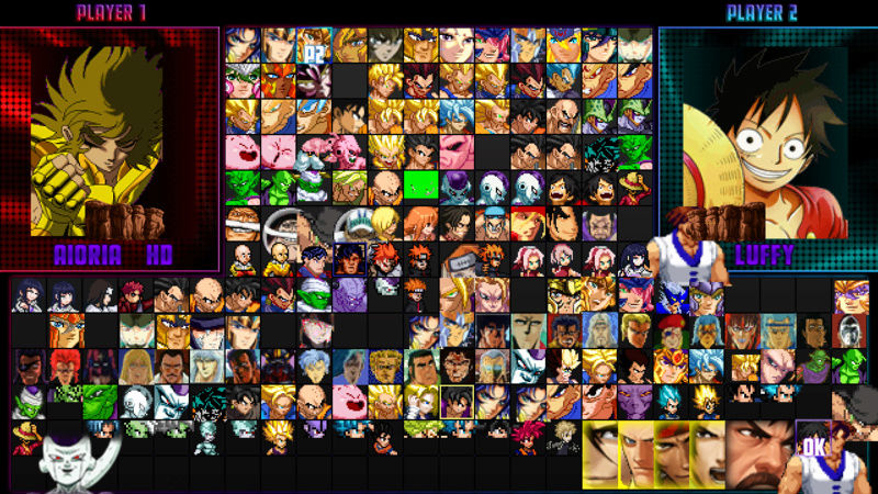 CHARS IN TAG SYSTEM AND NEW SYSTEM OF PALETTES Mugen029