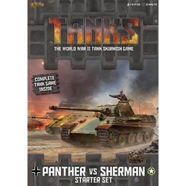 Tanks : sherman vs panther 1fa00510