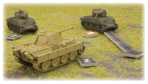 Tanks : sherman vs panther 59170910