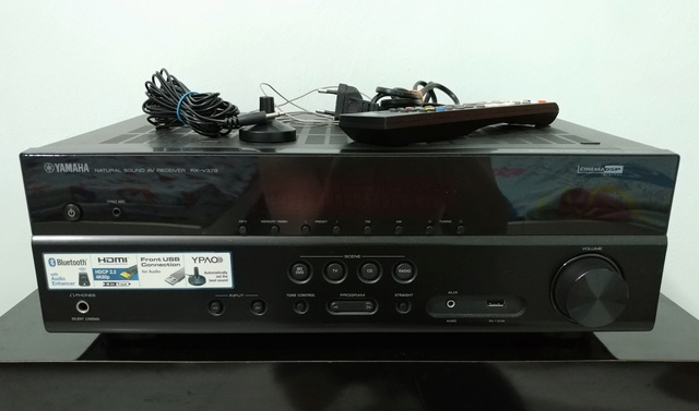 Yamaha RX-V379 AV Receiver (Sold) 20180514