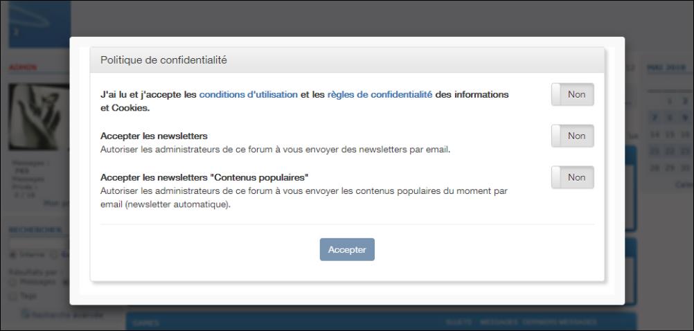 RGPD : encore plus de protection pour vos données personnelles Annonc14