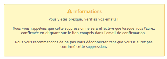 Suppression et réactivation d'un forum Existe10