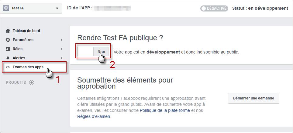 Configurer et utiliser Facebook Connect sur son forum Fb410