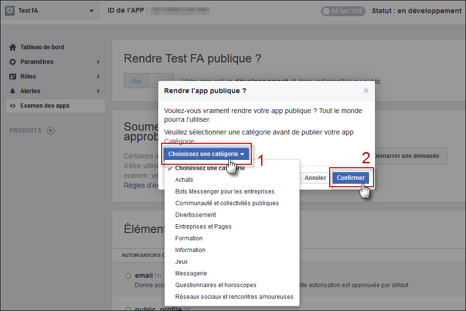 Configurer et utiliser Facebook Connect sur son forum Fb510