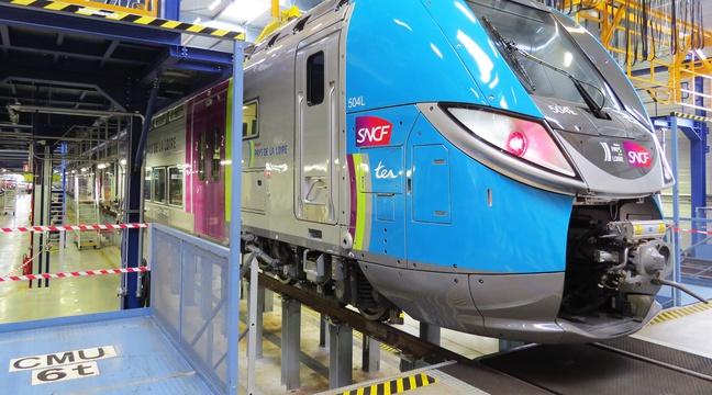 VIDEO. Plus spacieux et plus rapides, des nouveaux trains TER débarquent en Pays-de-la-Loire 648x3610
