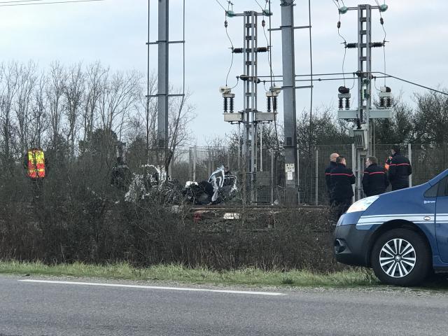 Loire-Atlantique. Collision train-voiture: un automobiliste tué Loire-12