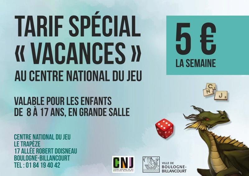 Centre Ludique de Boulogne-Billancourt (CLuBB) - Page 2 Affich12