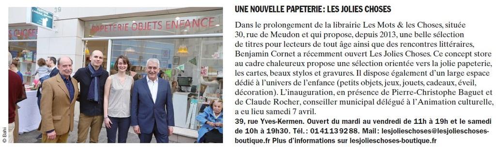 Papeterie - Jouets - Les Jolies Choses Clip1038