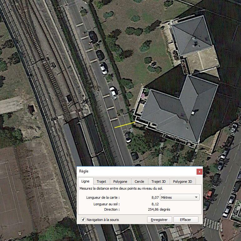Téléphérique Boulogne-Billancourt (Pont de Sèvres) - Vélizy Clip1098