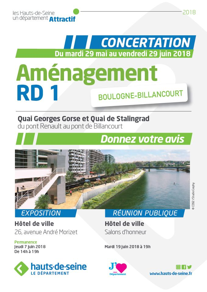 Quai Georges Gorse - RD1 Clip1158