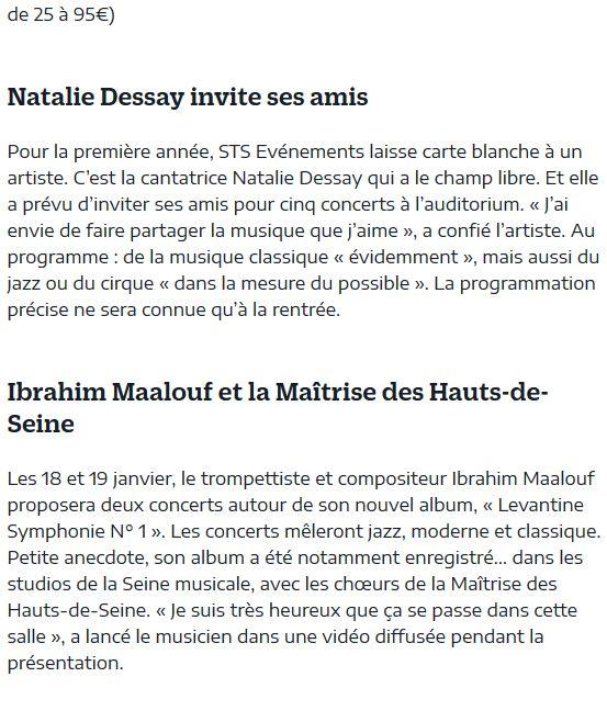 Concerts et spectacles à la Seine Musicale de l'île Seguin - Page 3 Clip1188
