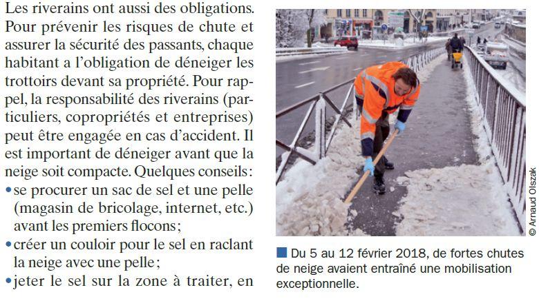 Problèmes liés à la neige Clip1242