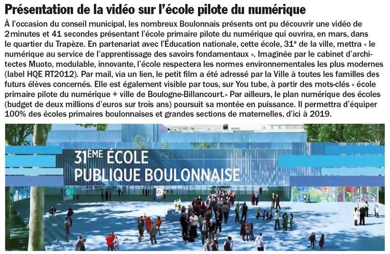 Groupe scolaire du numérique - macrolot M : informations et photos Clipb118