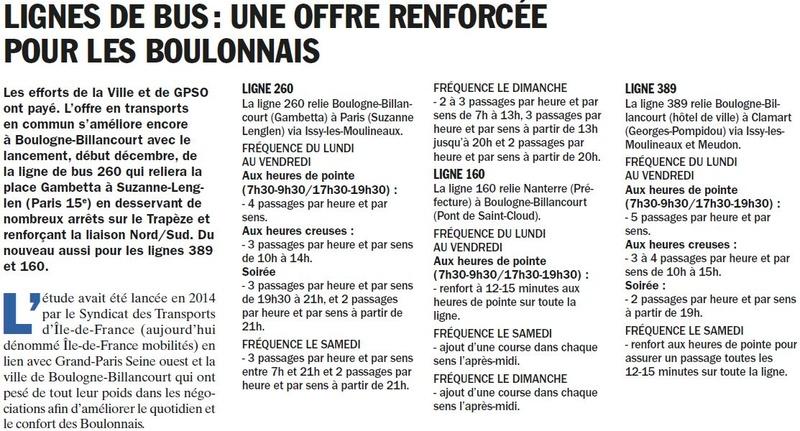 Bus 389 - Clamart - Trapèze - Hôtel de ville Boulogne-Billancourt Clipb122