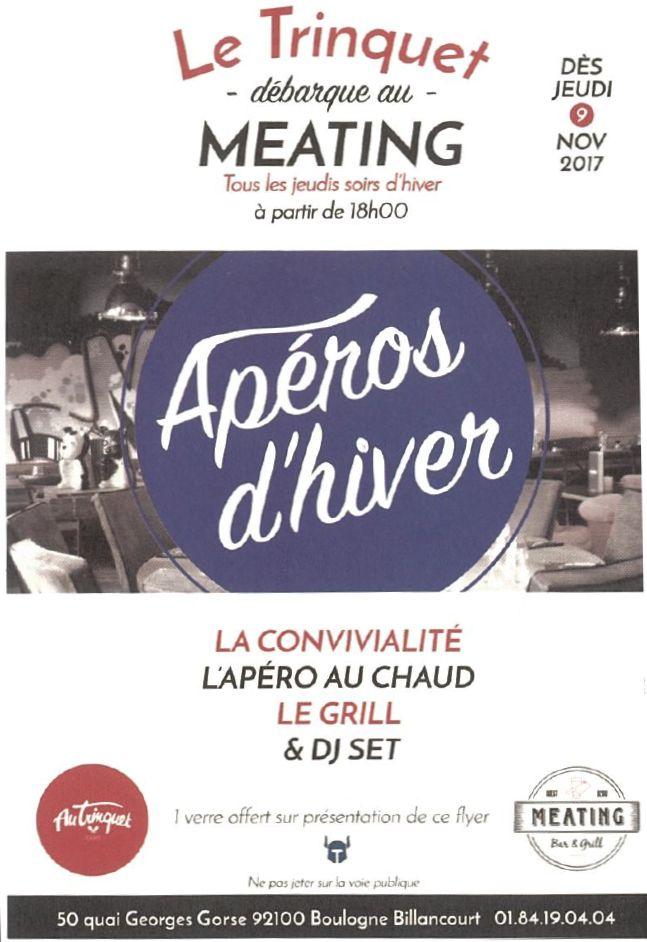 Restaurant Le Meating Clipb148