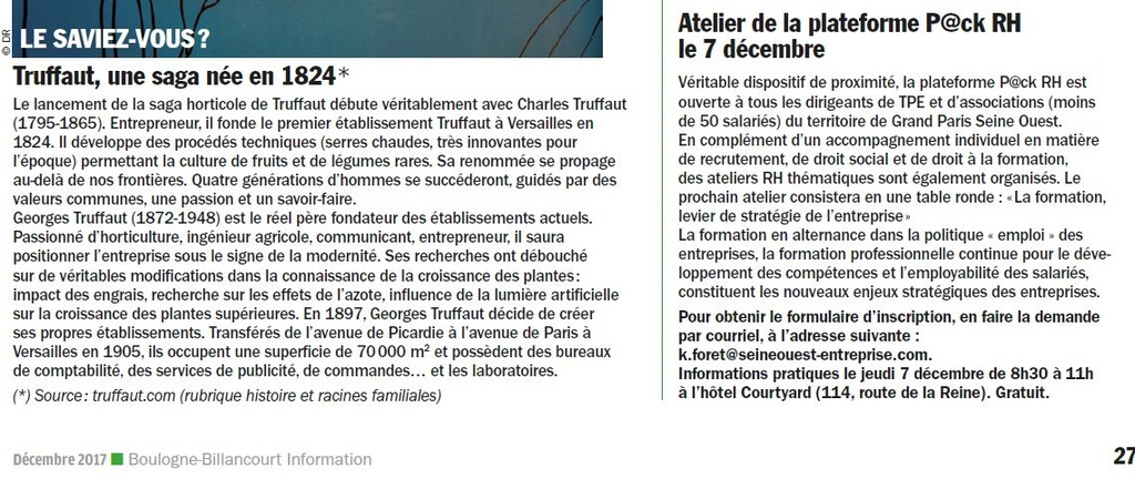 Magasin Truffaut Clipb248