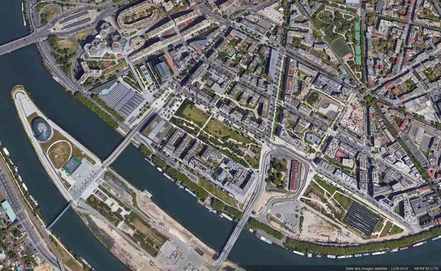 Images satellites et Streetview Clipb334