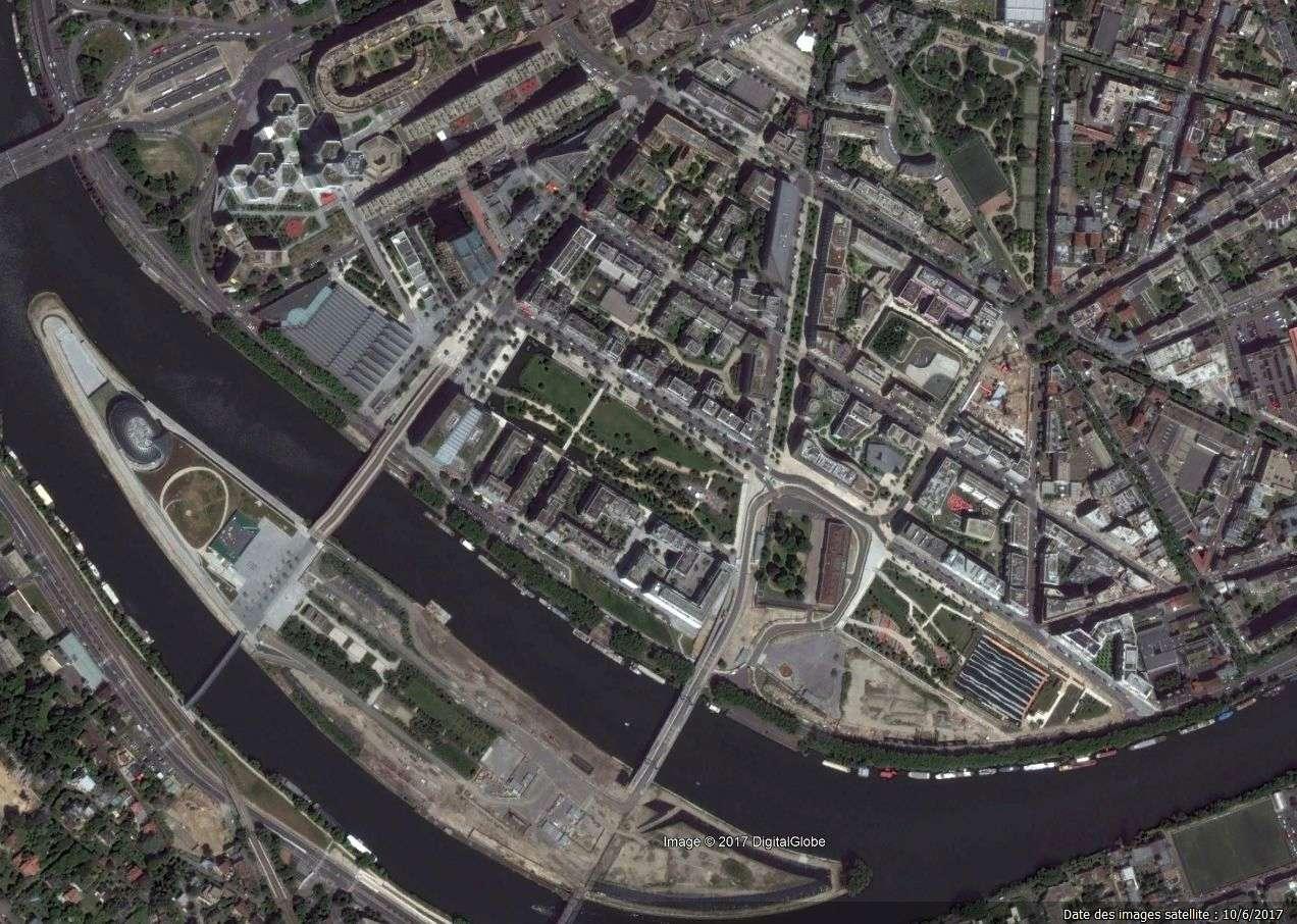 Images satellites et Streetview Clipb337