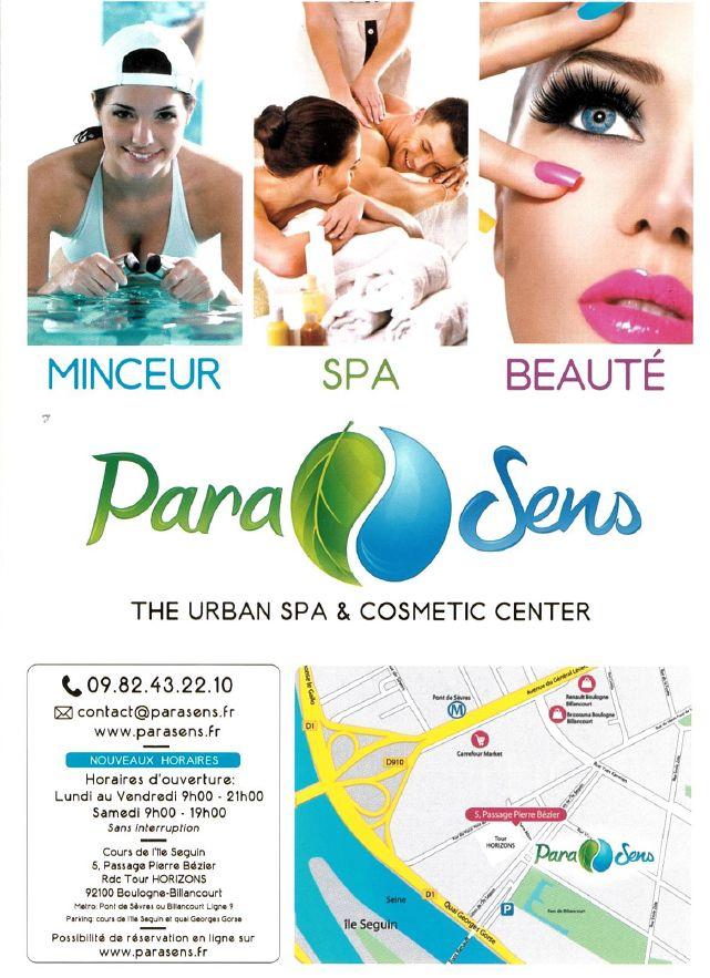 ParaSens - The Urban Spa & Cosmetic Center Clipb355