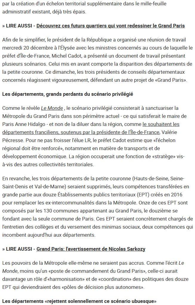 Fusion des départements des Hauts de Seine et des Yvelines Clipb379