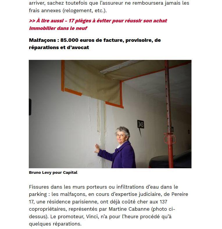 Actualités immobilières Clipb406