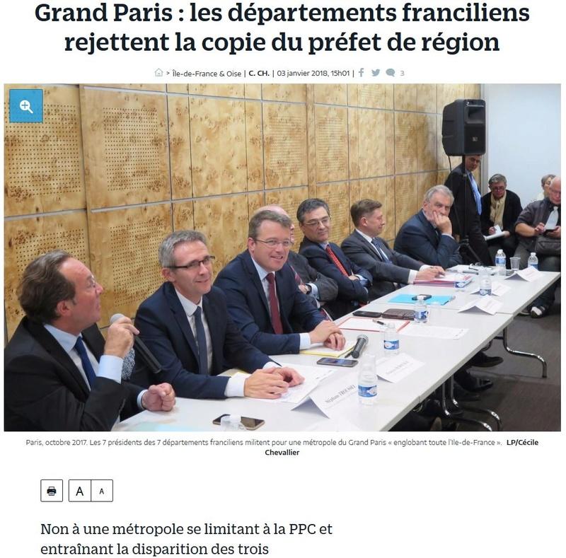 Fusion des départements des Hauts de Seine et des Yvelines Clipb420