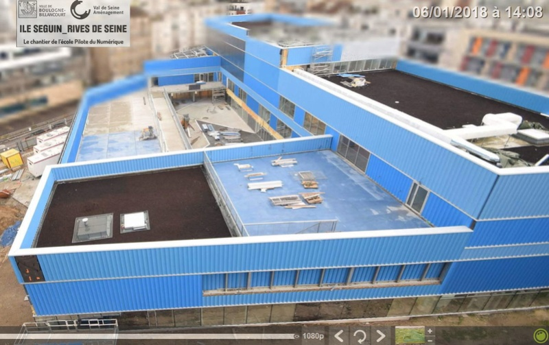 Groupe scolaire du numérique - macrolot M : informations et photos Clipb443