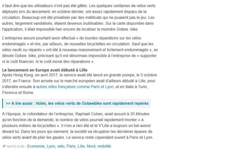 Concurrents de Vélib Clipb444