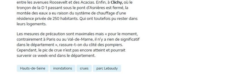 Crues de la Seine Clipb535