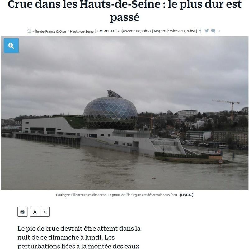 Crues de la Seine Clipb556