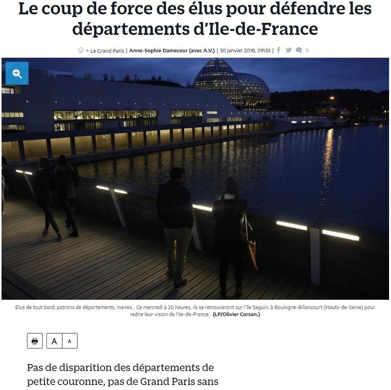 Fusion des départements des Hauts de Seine et des Yvelines Clipb563