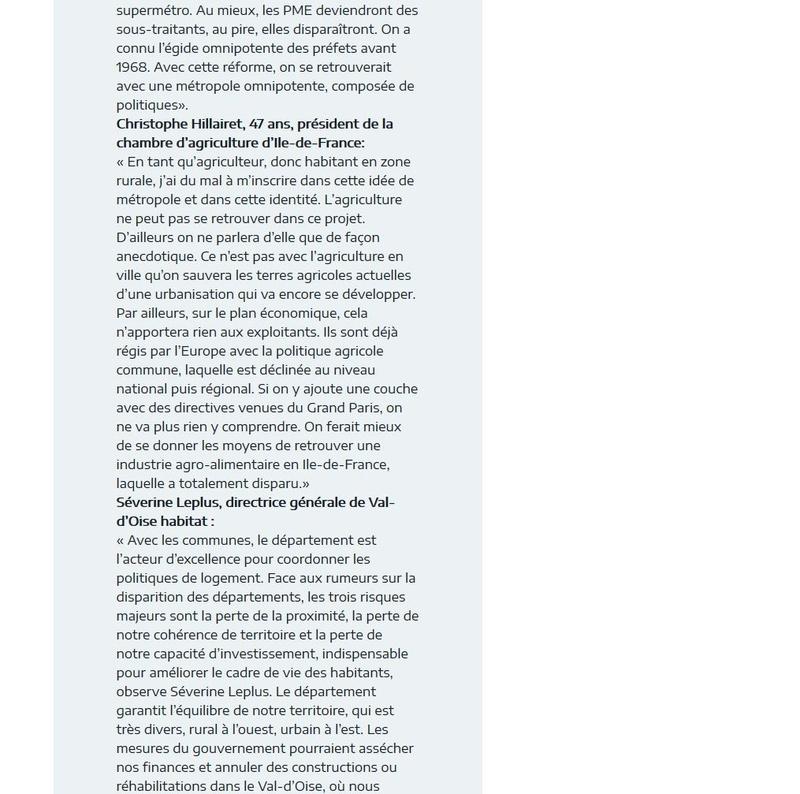 Fusion des départements des Hauts de Seine et des Yvelines Clipb565