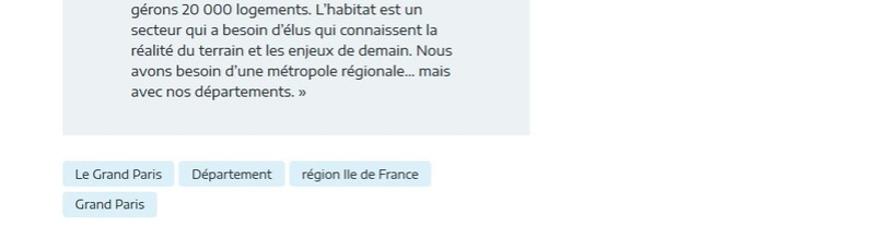 Fusion des départements des Hauts de Seine et des Yvelines Clipb567