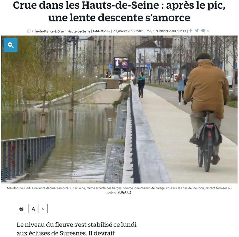 Crues de la Seine Clipb574