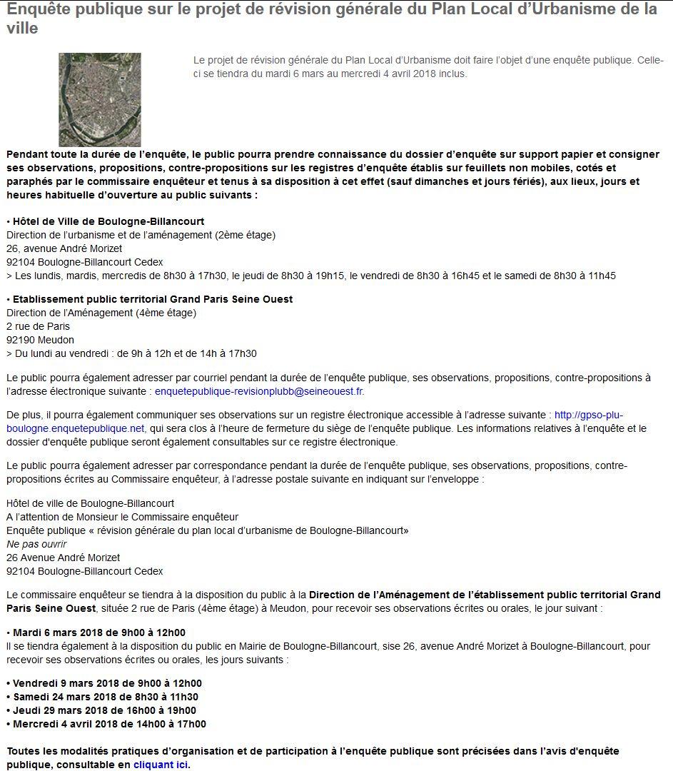 Révision du PLU Clipb660