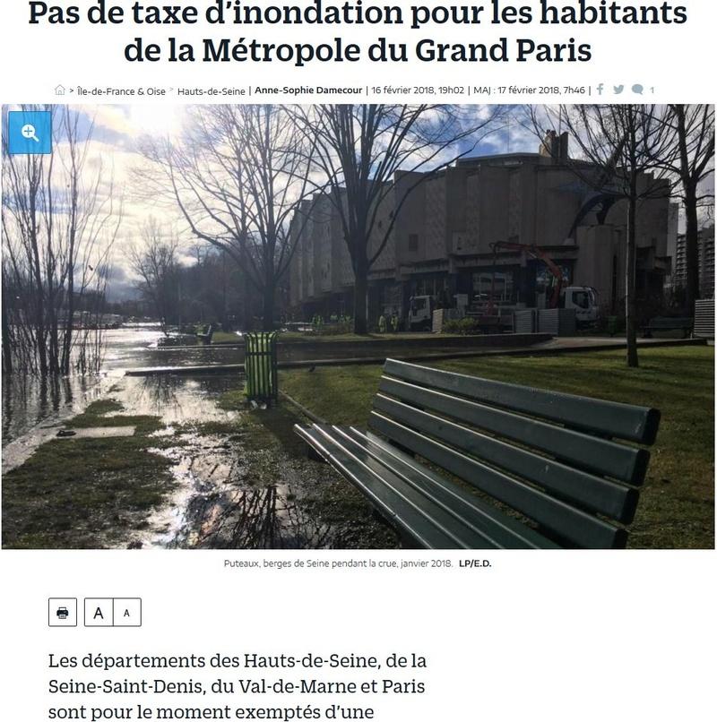 Crues de la Seine Clipb667