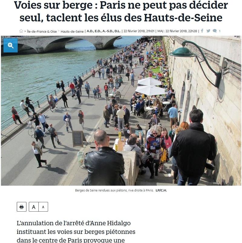 Aménagement et usages des voies sur berges à Paris Clipb696