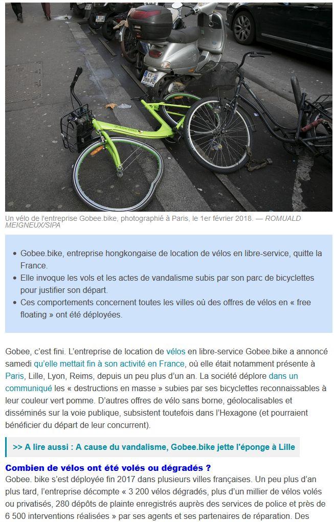 Concurrents de Vélib Clipb710